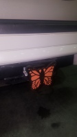 Monarch, Butterfly, Hitch, Receiver, Plug, 2, inch, Truck, Car, SUV